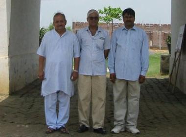 Dr. S. P. Upadhyay, Dr. J. Shukla, and Mr. Shriram Shukla.