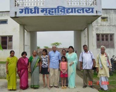 Manju, Madhvi, and Shruti Shukla
